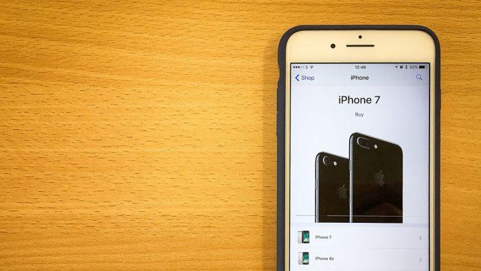 Lapinternet | Blog : Pourquoi j'ai acheté l'iPhone 7