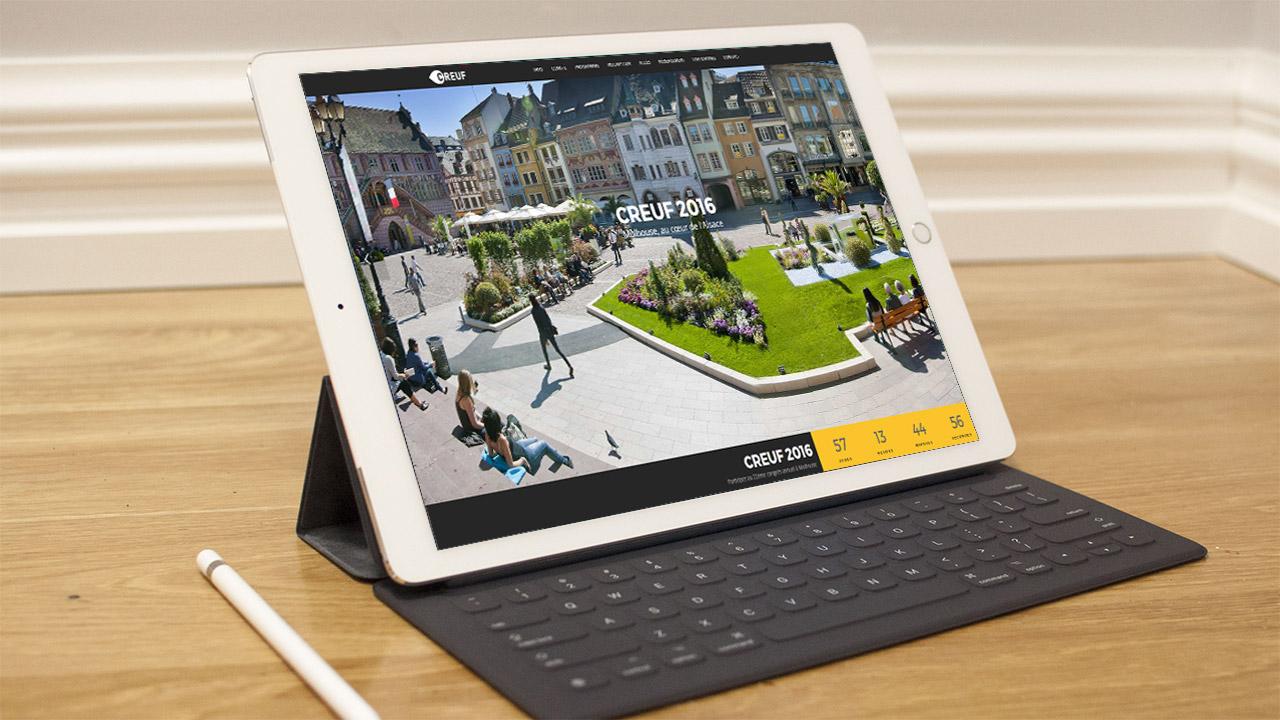 Référence |Creuf 2016 : site tablette