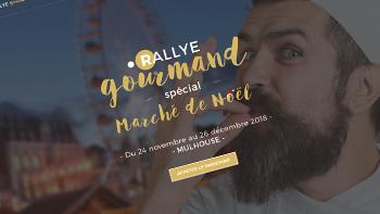 Lapinternet | Référence : Rallye gourmand de Noël à Mulhouse
