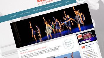 Lapinternet | Référence : Centre de danse Cynthia Jouffre