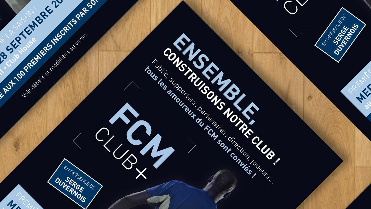 Référence | FCM Club+ : flyer