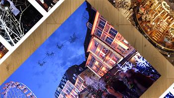 Lapinternet | Référence : Cartes postales – Noël à Mulhouse