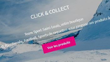 Lapinternet | Référence : Team Sport à Saint-Louis